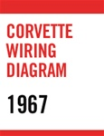 C2 1967 Corvette Wiring Diagram - PDF File - Download Only
