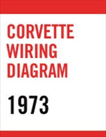 C3 1973 Corvette Wiring Diagram - PDF File - Download Only