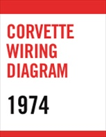 C3 1974 Corvette Wiring Diagram - PDF File - Download Only