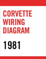 C3 1981 Corvette Wiring Diagram - PDF File - Download Only