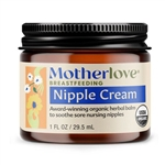 Motherlove Natural Herbal Nipple Cream