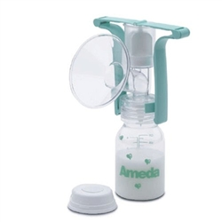 Ameda One Hand Manual Breast Pump