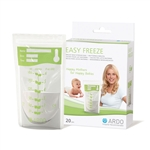 ARDO Easy Freeze Breast Milk Bags