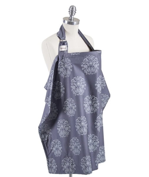 Bebe Au Lait Oxford Nursing Cover