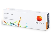 Proclear One Day Contact Lenses CooperVision 30 Pack