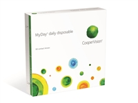 MyDay Daily Disposable Contact Lenses 90pk
