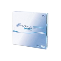 1 Day Acuvue Moist for Astigmatism 90 Pack Contact Lenses