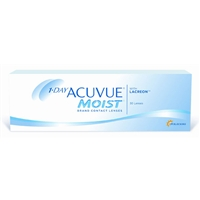 1 Day Acuvue Moist 30 pack Contact Lenses - Johnson & Johnson