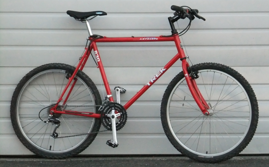 22 Quot Trek 830 Antelope 21 Spd Rigid Mountain Utility Bike 6