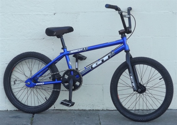 "20"" Wheel GT Mach 1 Junior BMX Kid's Bike ~Ages 7-10"