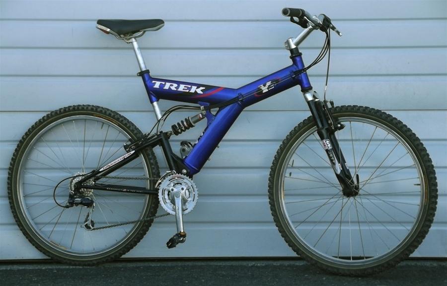 20 Trek Y3 Fox Full Suspension Aluminum Mountain Bike 6 0 6 3