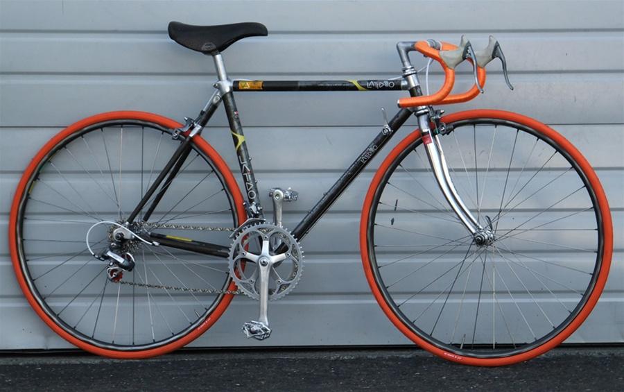49cm Vintage Latido Carbon 12 Speed Racing Road Bike 5 2 5 5