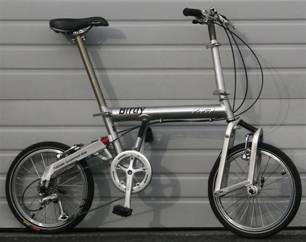 Birdy Folding Bike Fits All Sizes