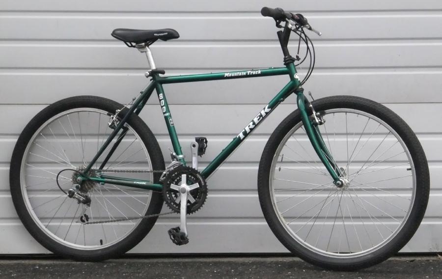 19 5 Quot Classic Trek 800 Sport 18 Speed Utility Bike 5 5 Quot 5 9 Quot
