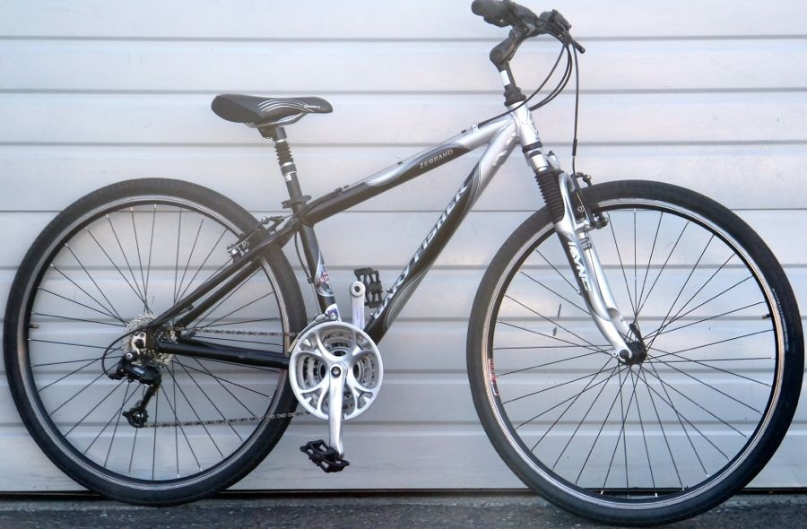 15 Gary Fisher Zebrano Aluminum Utility Bike 5 5 5 8