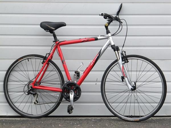 """22.5"""" Gary Fisher Zebrano Aluminum 24 Speed Utility Bike 6 ..."""