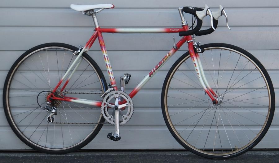 49cm Vintage Nishiki Modulus 12 Speed Road Bike 4 9 5 2