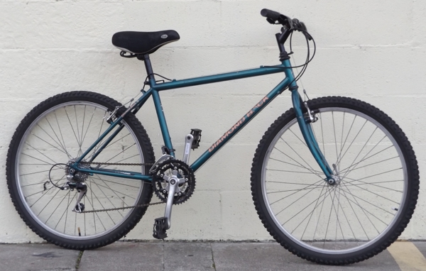 "16.5"" DIAMONDBACK Topanga 21 Speed Cr-Mo Utility Bike ~5'4""-5'7"""