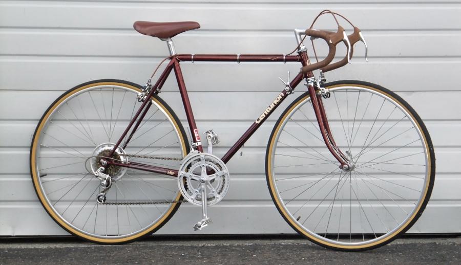54cm Vintage Centurion Elite 10 Speed Road Bike 5 7 5 10