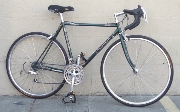 "53cm BIANCHI Eros Lugged Steel Campagnolo Italy Road Bike ~5'5""-5'8"""