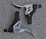 Shimano Deore LX BL-M601 linear pull mechanical disc v-brake levers