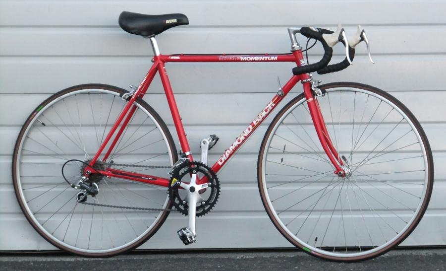52cm Diamond Back Momentum 16 Speed Road Bike 5 4 5 7