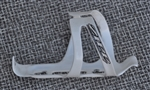 Zipp Speed Weaponry carbon bottle cage white