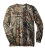 SANMAR® REALTREE CAMO® LONG SLEEVE T-SHIRT