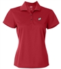 LADIES' ADIDAS® GOLF CLIMATE BASIC SHORT SLEEVE SPORT SHIRT