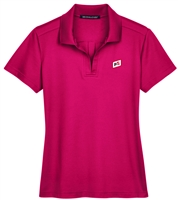 DEVON & JONES® CROWNLUX PERFORMANCE™ LADIES' PLAITED POLO