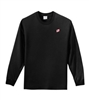 PORT & COMPANY® LONG SLEEVE T-SHIRT with POCKET