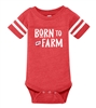 INFANT FOOTBALL ONESIE