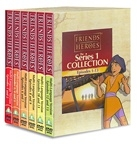 Friends and Heroes DVD Series 1 Pack Multi-Language: Upgrade to Complete Series 1 Church and School Pack from Risk-free Trial