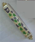 Ceramic Mezuzah case