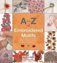 A-Z of Embroidered Motifs - Country Bumpkin