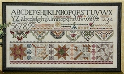 Rosewood Manor - S-1168 Quakers & Quilts Sampler