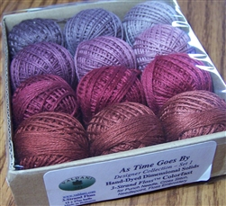 3-strand floss - As Time Goes By, Set 1