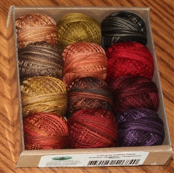 3-strand floss - Autumn Quakers - Rosewood Manor