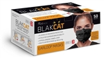 Black Face Masks By BlakCat (Box of 50)
