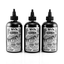 Nocturnal Tattoo Ink - Gray Wash Set (4 oz)