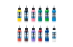 Fusion Tattoo Ink - 12 Color Sample Pack (1 oz)
