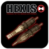 HEXTAT Hexis 35-11RS-2.5 Needle Cartridges (Box of 20)