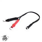 TatSoul RCA Cable Clip Cord Adapter