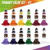 World Famous Tattoo Ink - Primary Color Set #1 (1 oz)