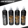 World Famous Tattoo Ink - Lining & Shading Set (4 oz)