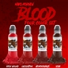 World Famous Tattoo Ink - Maks Kornev's Blood Set (1 oz)
