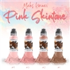 World Famous Tattoo Ink - Maks Kornev's Pink Skintone Set (1 oz)