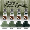 World Famous Tattoo Ink - Gorsky's Sinful Spring Set (1 oz)