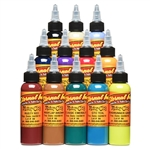 Eternal Motor City Tattoo Ink 1 Ounce Set