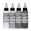 Eternal Neutral Gray Tattoo Ink 1 Ounce Set